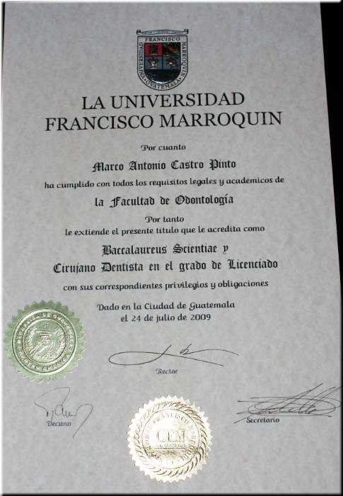 Dr. Marco Castro – V...
